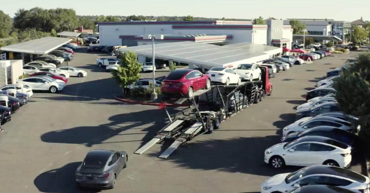 Tesla (TSLA) delivers record of 180,000 cars in Q4, barely missing goal of 500,000 cars in 2020 – Electrek